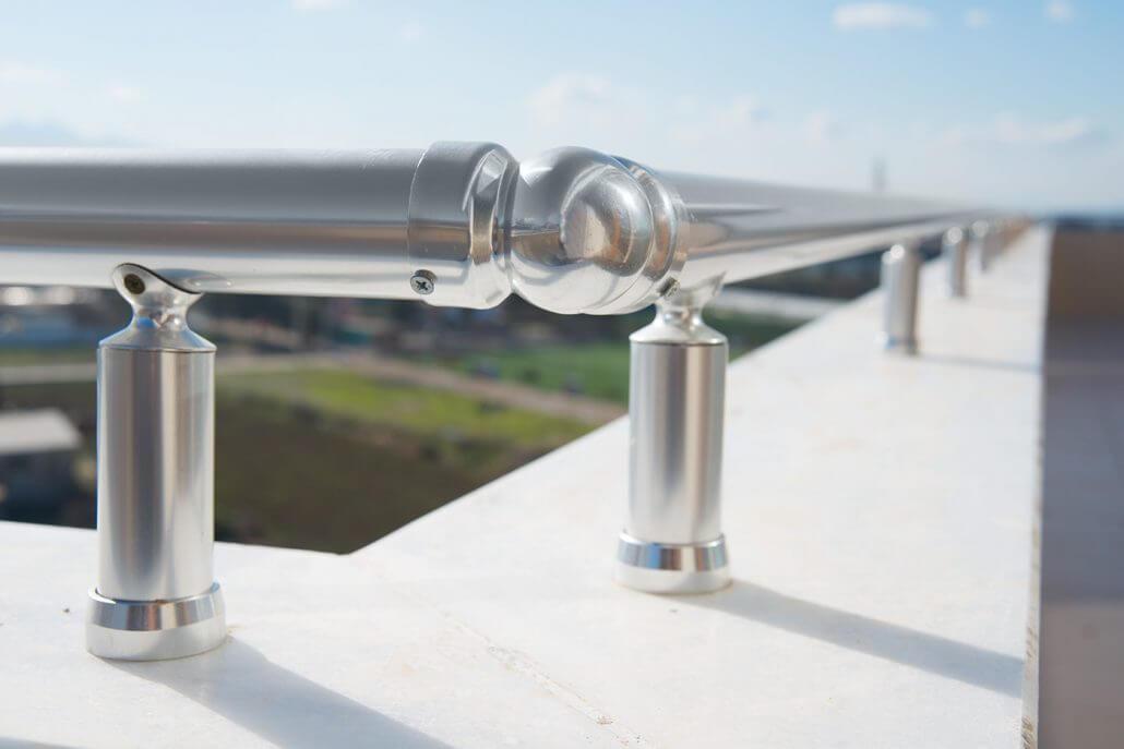 Öztaş Mermer Granit - Balkon Küpeşte ve Denizlik Uygulamamız