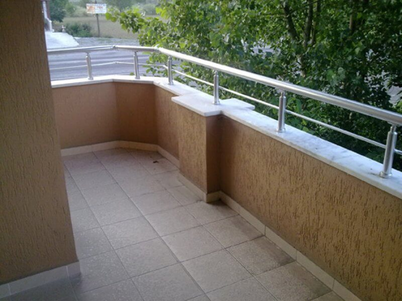 Öztaş Mermer Granit -Balkon ve Küpeşte Denizlik Çalışmamız