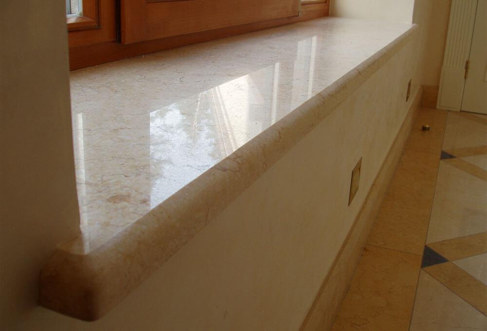 Öztaş Mermer Granit - Sivrihisar Bej Mermeri