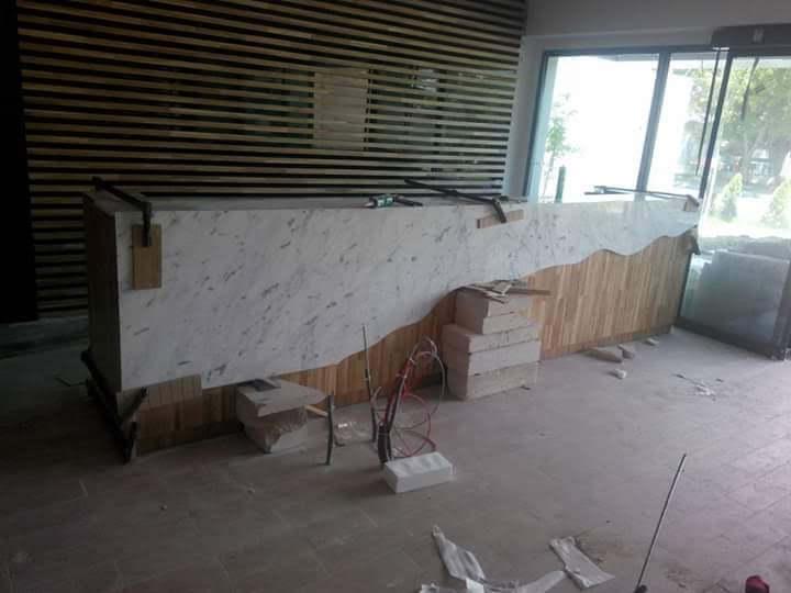 Öztaş Mermer Granit - Banko Tezgah Modellerimiz 01