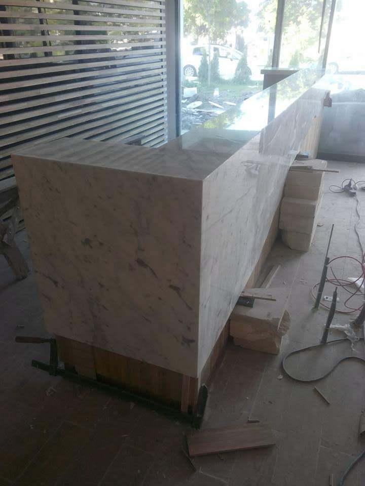 Öztaş Mermer Granit - Banko Tezgah Modellerimiz 02