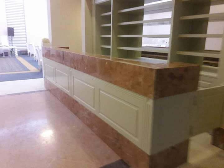 Öztaş Mermer Granit - Banko Tezgah Modellerimiz 09