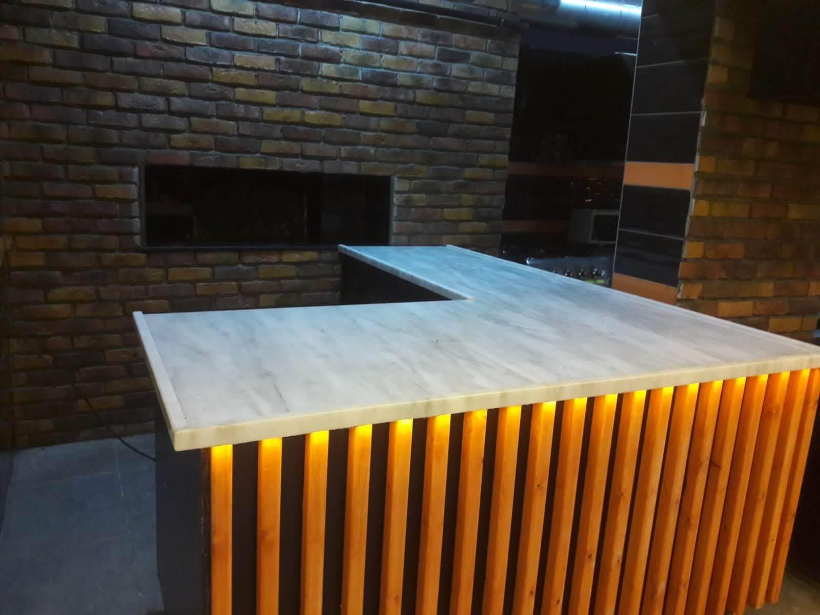 Öztaş Mermer Granit - Banko Tezgah Modellerimiz 12