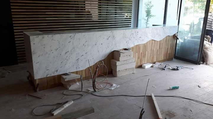 Öztaş Mermer Granit - Banko Tezgah Modellerimiz 17
