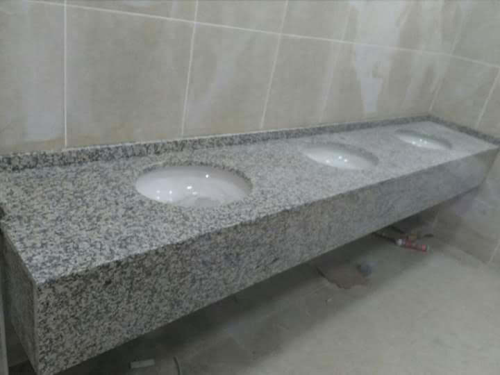 Öztaş Mermer Granit - Banyo Tezgah Modellerimiz 02