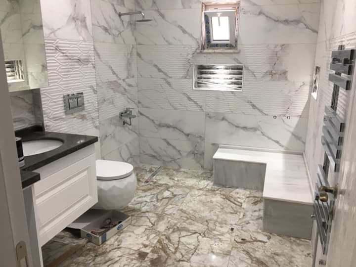 Öztaş Mermer Granit - Banyo Tezgah Modellerimiz 05