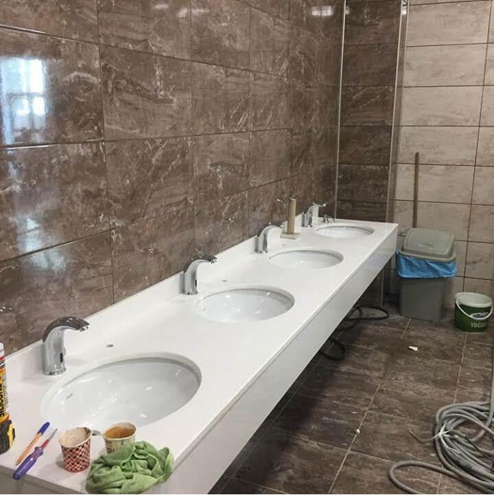 Öztaş Mermer Granit - Banyo Tezgah Modellerimiz 06