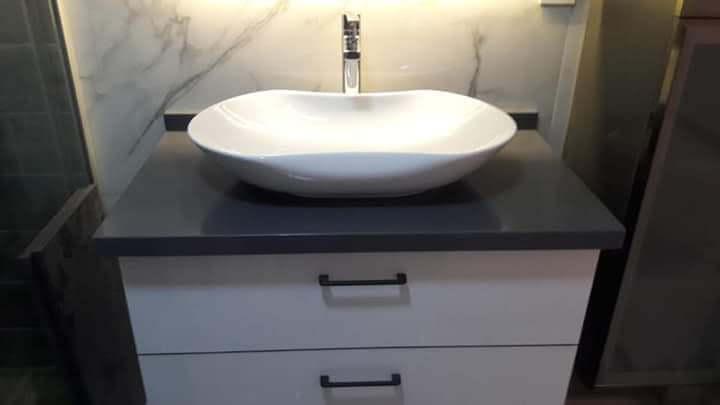 Öztaş Mermer Granit - Banyo Tezgah Modellerimiz 07