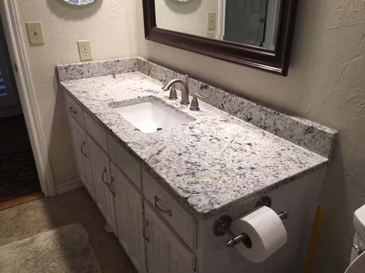 Öztaş Mermer Granit - Banyo Tezgah Modellerimiz 10