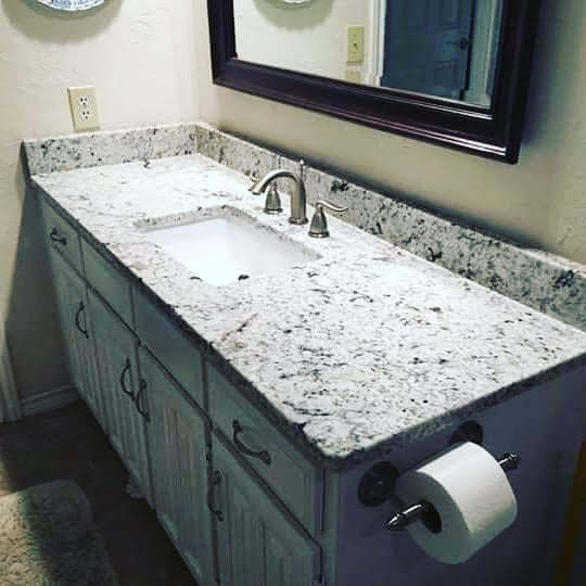 Öztaş Mermer Granit - Banyo Tezgah Modellerimiz 12