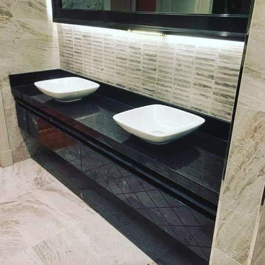 Öztaş Mermer Granit - Banyo Tezgah Modellerimiz 16