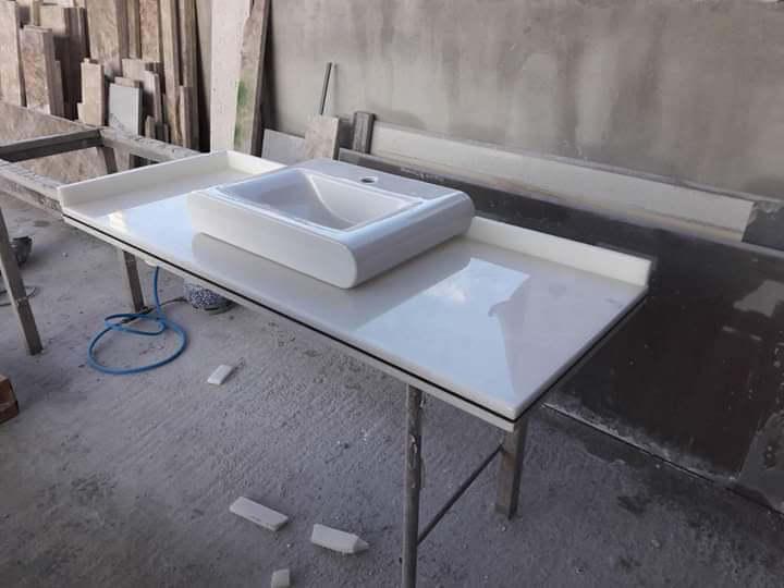 Öztaş Mermer Granit - Banyo Tezgah Modellerimiz 18