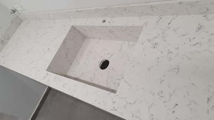 Öztaş Mermer Granit - Banyo Tezgah Modellerimiz 19