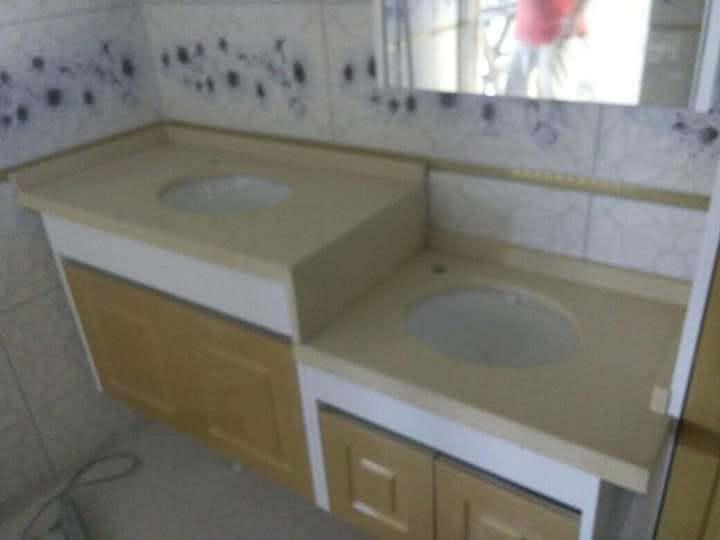 Öztaş Mermer Granit - Banyo Tezgah Modellerimiz 20