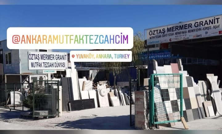 Öztaş Mermer Granit - Fabrikamız 07