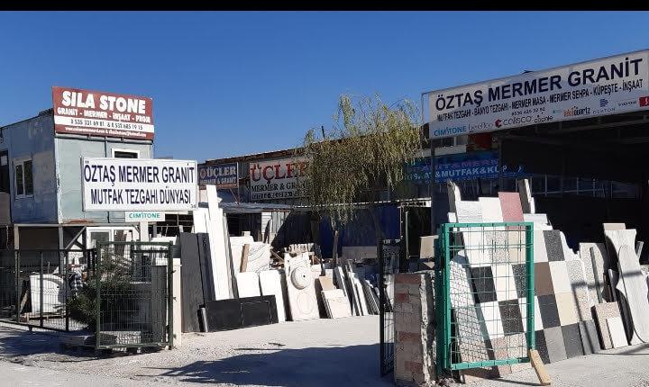 Öztaş Mermer Granit - Fabrikamız 08
