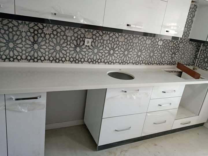Öztaş Mermer Granit - Mutfak Tezgah Modellerimiz 01