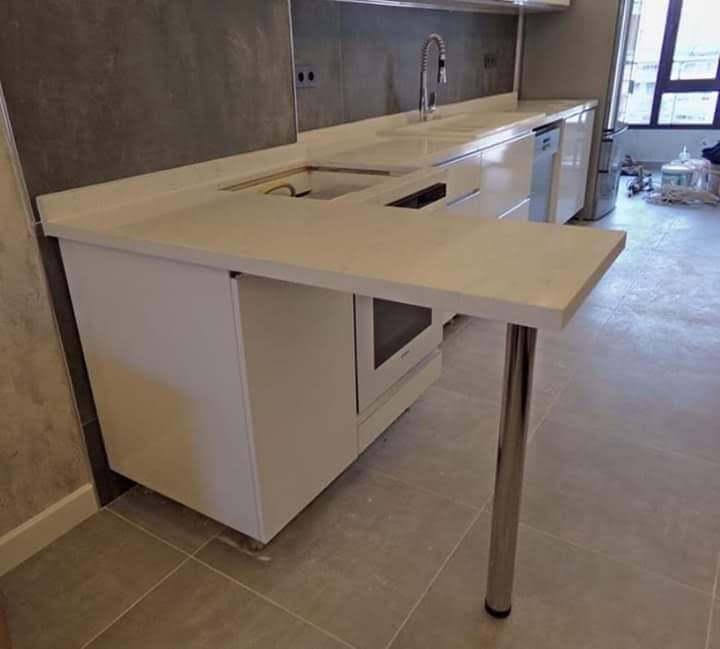 Öztaş Mermer Granit - Mutfak Tezgah Modellerimiz 02