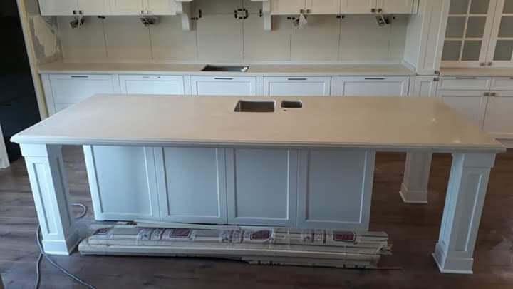 Öztaş Mermer Granit - Mutfak Tezgah Modellerimiz 03