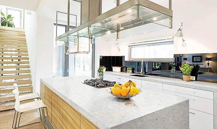 Öztaş Mermer Granit - Mutfak Tezgah Modellerimiz 07