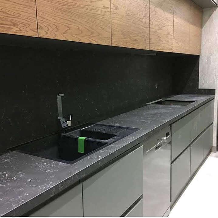Öztaş Mermer Granit - Mutfak Tezgah Modellerimiz 09