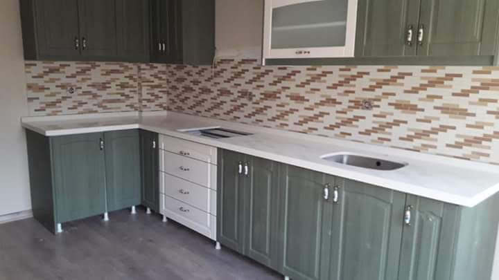 Öztaş Mermer Granit - Mutfak Tezgah Modellerimiz 10