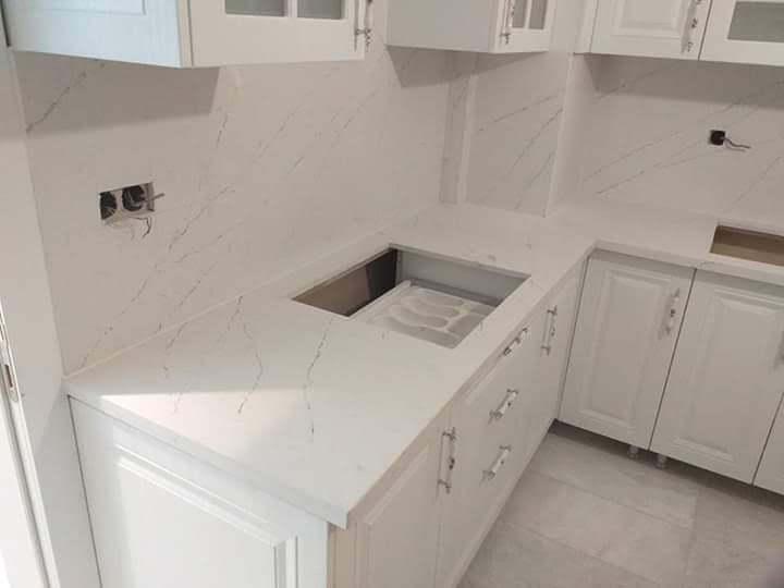 Öztaş Mermer Granit - Mutfak Tezgah Modellerimiz 11