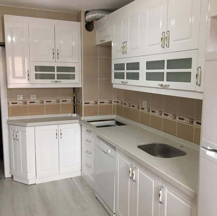 Öztaş Mermer Granit - Mutfak Tezgah Modellerimiz 12