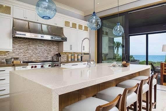 Öztaş Mermer Granit - Mutfak Tezgah Modellerimiz 13