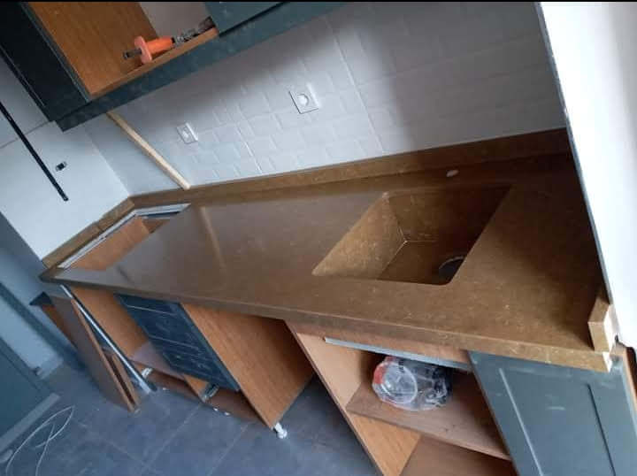 Öztaş Mermer Granit - Mutfak Tezgah Modellerimiz 17