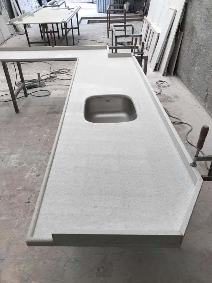 Öztaş Mermer Granit - Mutfak Tezgah Modellerimiz 18
