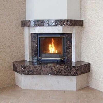 Öztaş Mermer Granit - Mermer Şömine Modelimiz