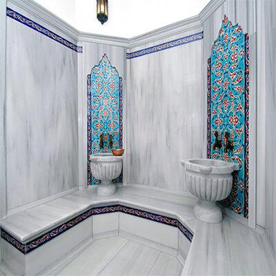 Öztaş Mermer Granit - Banyo ve Hamam